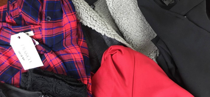 Dia & Co Plus Size Personal Styling Subscription Review – December 2015