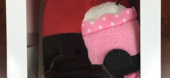 Disney Tsum Tsum December 2015 Subscription Box Review
