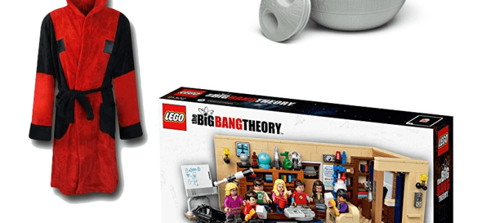 Geeky Holiday Gift Ideas!