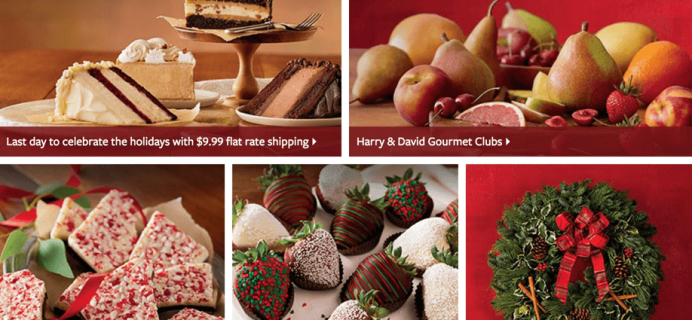 Harry & David 20% Off Coupon – Sitewide, Including Monthly Club Subscriptions!