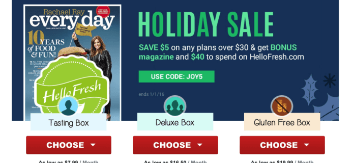 Love With Food Rachael Ray Deal Ends Tomorrow!