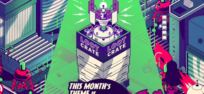 Loot Crate Promo Codes: $5 or $10 off Loot Crate, $2 on Loot Tees! One Day Only!