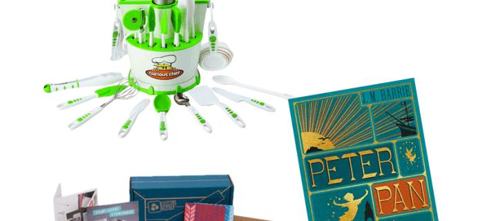 Low Tech & No Tech Gift Ideas for Kids