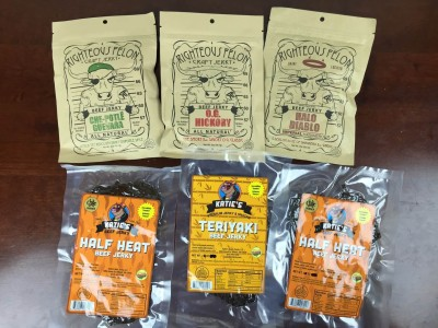 SumoJerky Subscription Box Review + Coupon