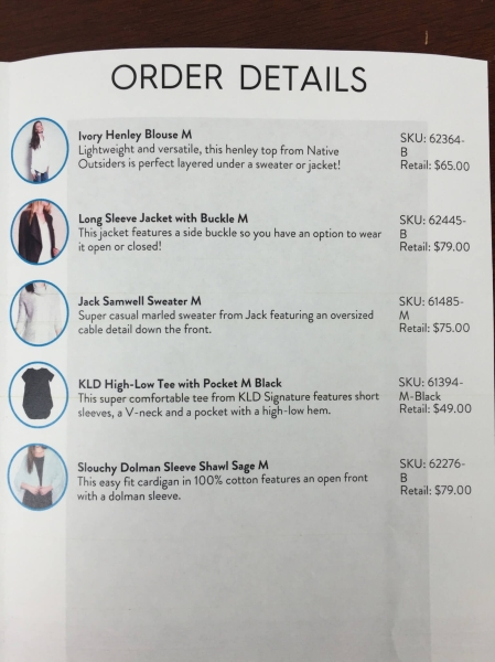 wantable style edit january 2016 price list