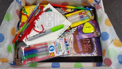 Adult Color Box Subscription Box Review – December 2015