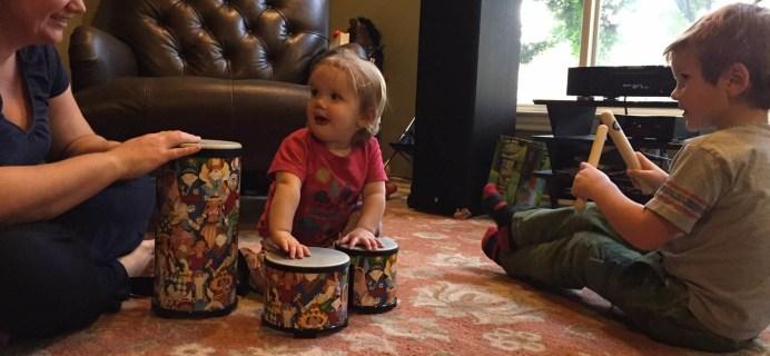 Kids' Candor December 2015 Subscription Box Review + Coupon