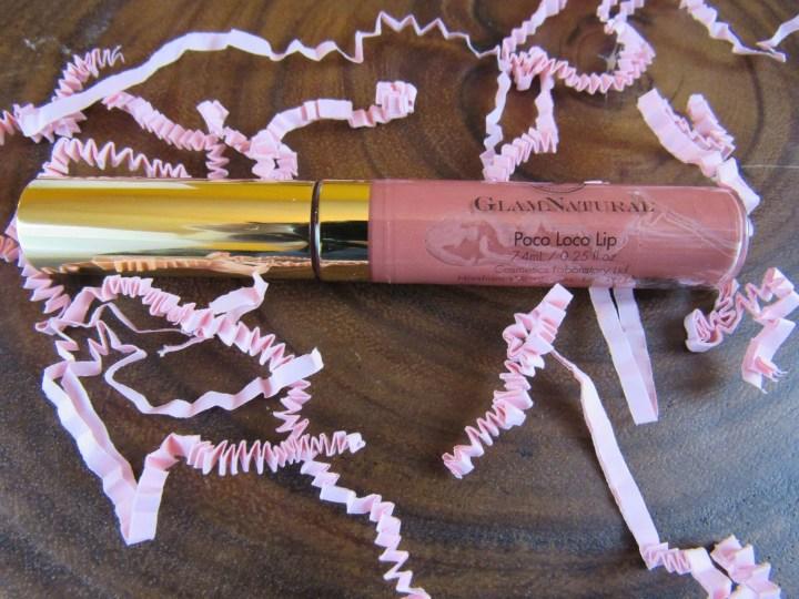 GlamNatural Poco Loco Lip Cream