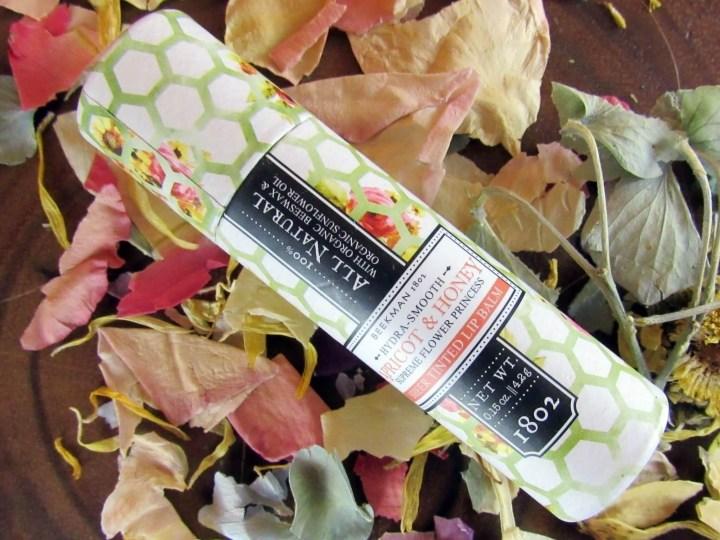 Apricot & Honey Supreme Flower PRinces Sheer Tinted Lip Balm