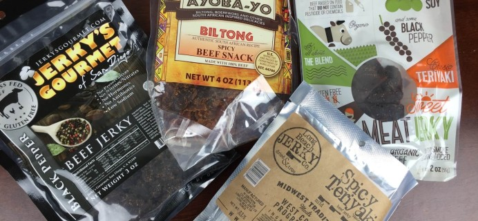 Bojerky Subscription Box Review + Coupon – December 2015