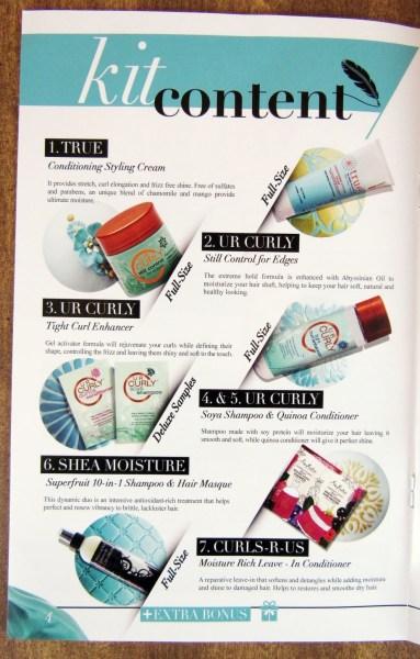 Curl Life Mini Magazine