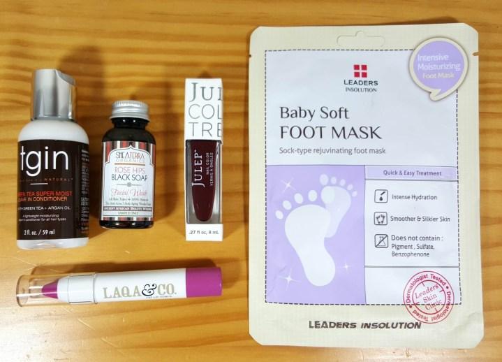 essence beauty box january 2016 review