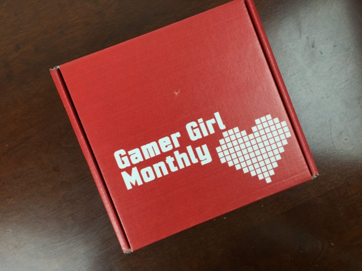 gamer girl monthly december 2015 box