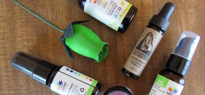 Goodbeing Subscription Box Review – January 2016