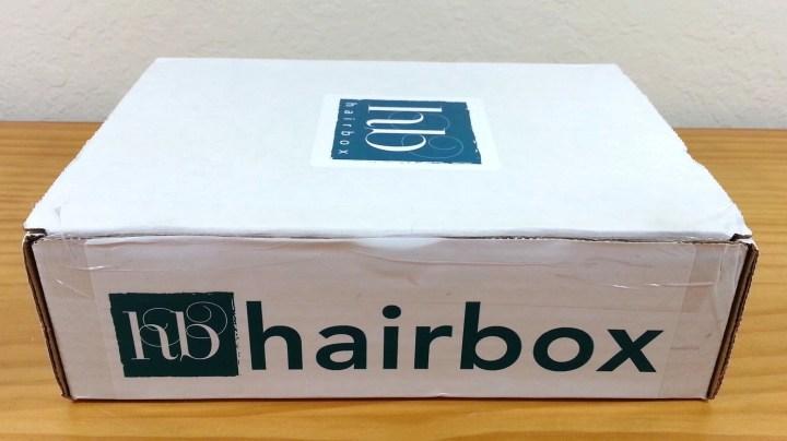 hairbox january 2016 box