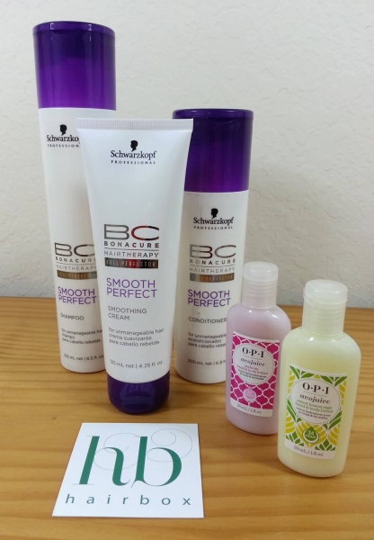 hairbox january 2016 products