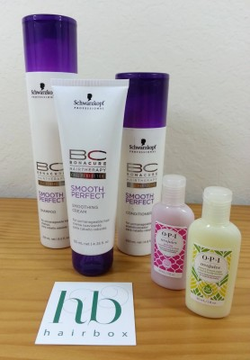 Hairbox Subscription Box Review – January 2016