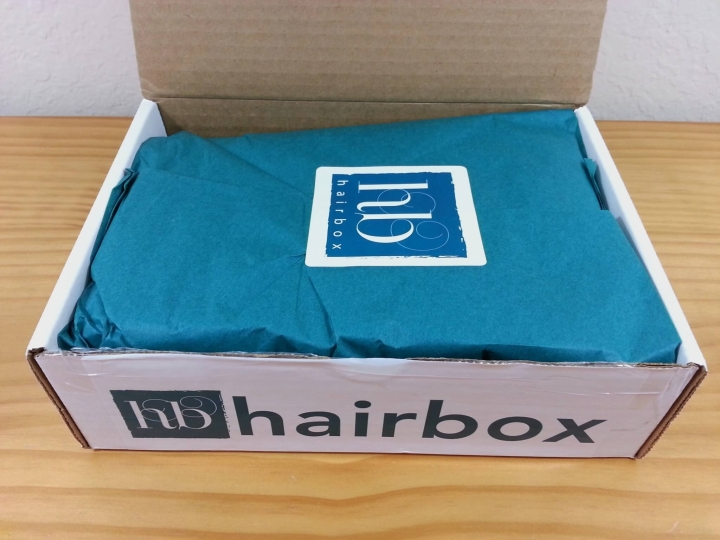 hairbox january 2016 unboxing