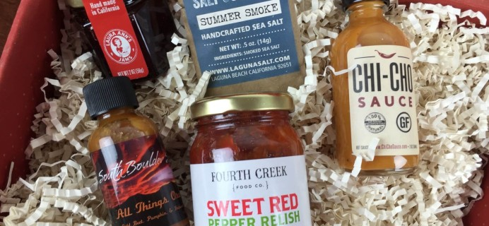 Hatchery Tasting Subscription Box Review & Coupon – December 2015