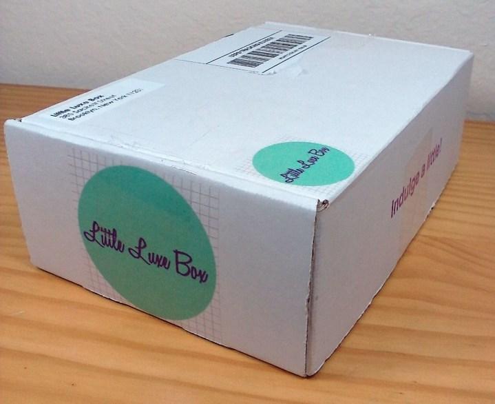 little luxe box january 2016 box
