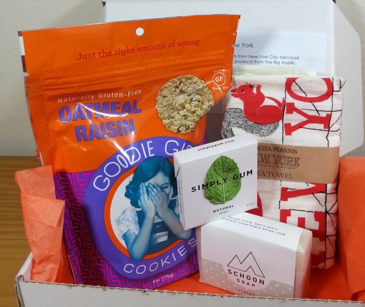 little luxe box january 2016 review