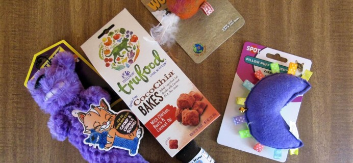 January 2016 Meowbox Subscription Box Review & Coupon