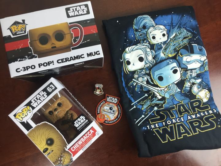 smugglers bounty january 2016 review