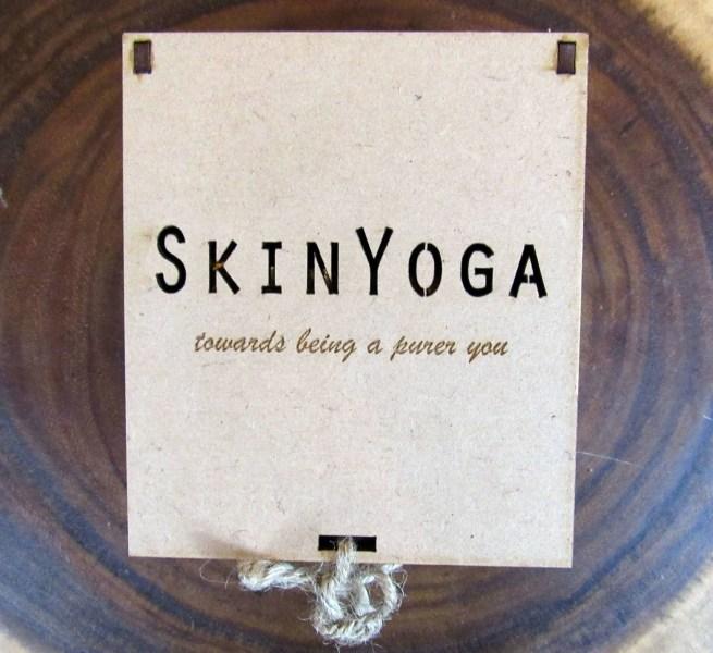 Skin Yoga coffee Body Scrub