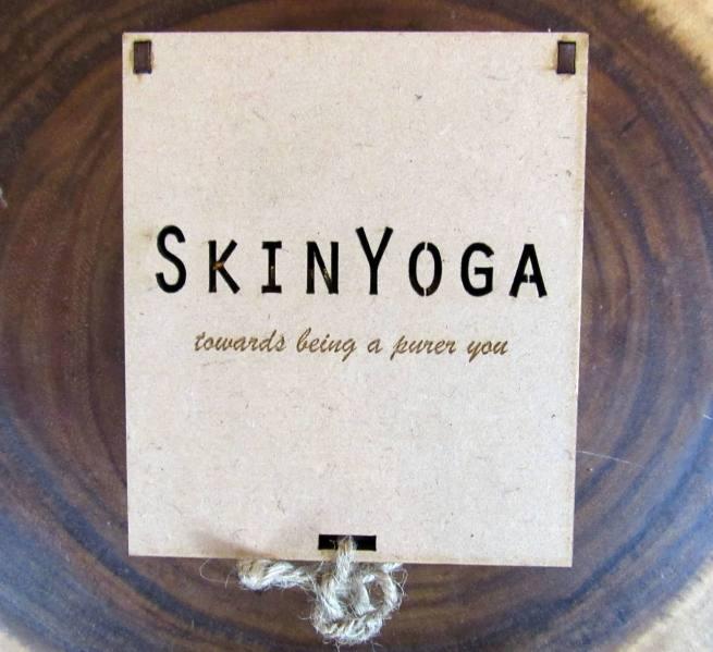 Skin Yoga coffee Body Scrub