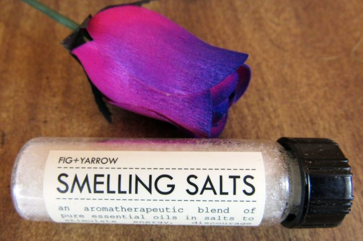 Fig + Yarrow Smelling Salts
