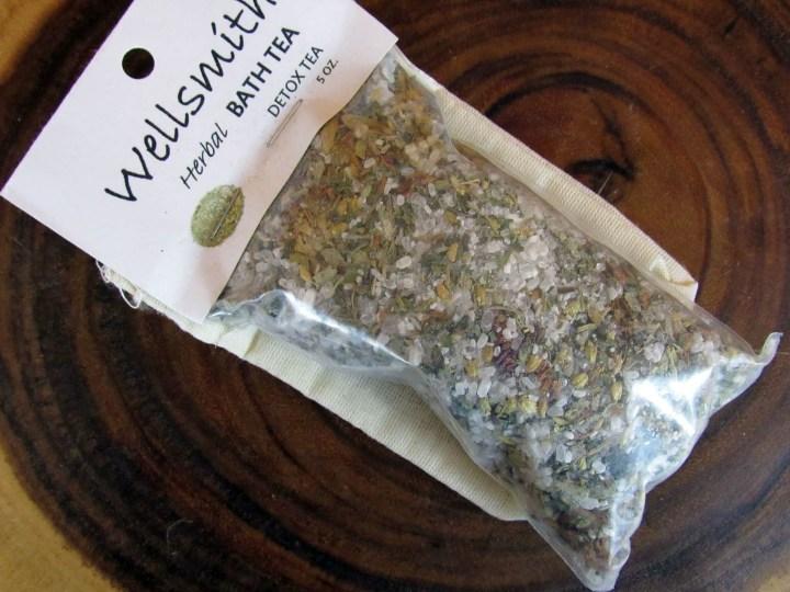 Wellsmith Detox Bath Tea