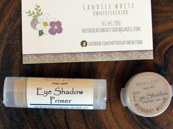 Mother Earth Beaity Bar Eyeshaow Primer & Eyeshadow