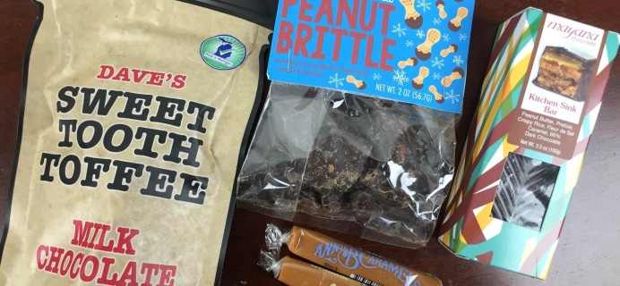 January 2016 Treatsie Subscription Box Review + Coupons