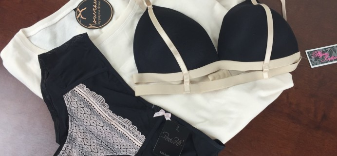 Wantable Intimates Subscription Box Review – January 2016