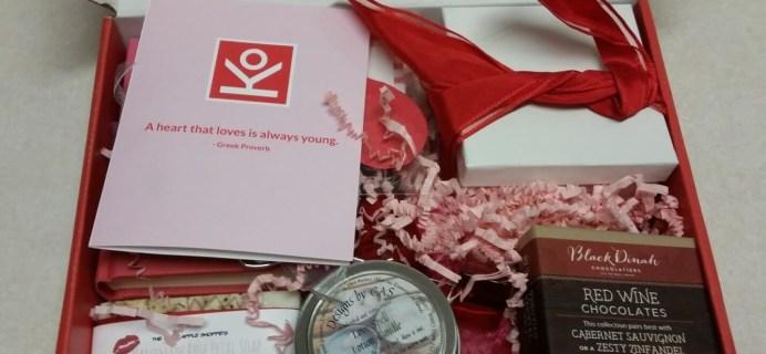 Konenkii Valentine's Day Box Review & Coupon Code!