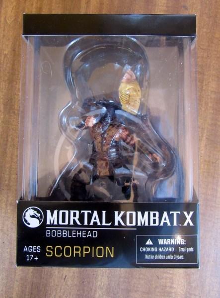 Mortal Kombat Bobblehead