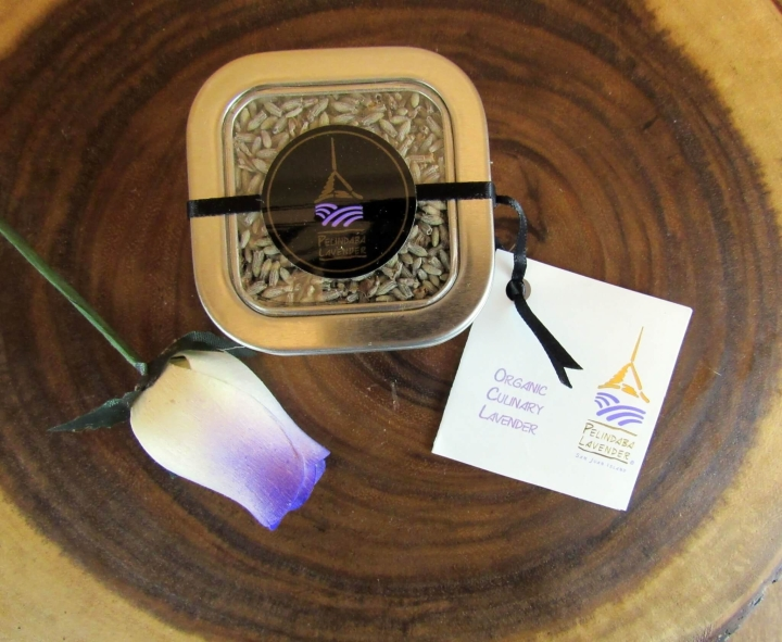 Pelindaba Lavender - Organic Culinary