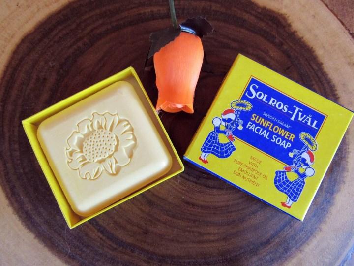 Swedish Dream Sunflower Facial Soap