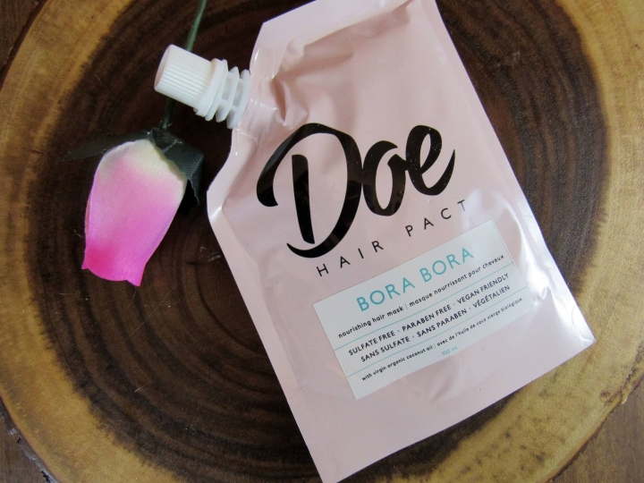 Doe Hair Pact Bora Bora
