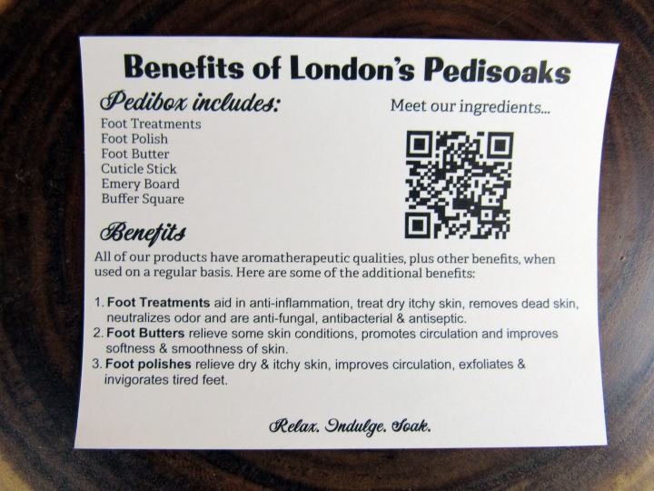 The Information Card