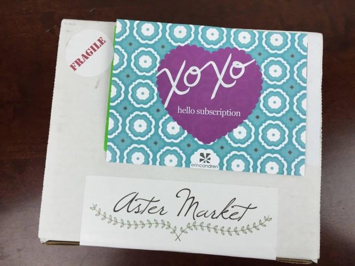 aster market february 2016 box