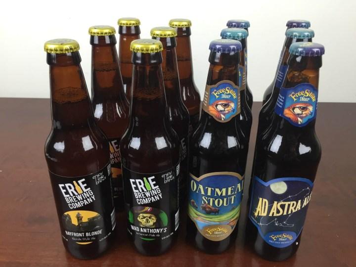 craft beer club february 2016 IMG_5953