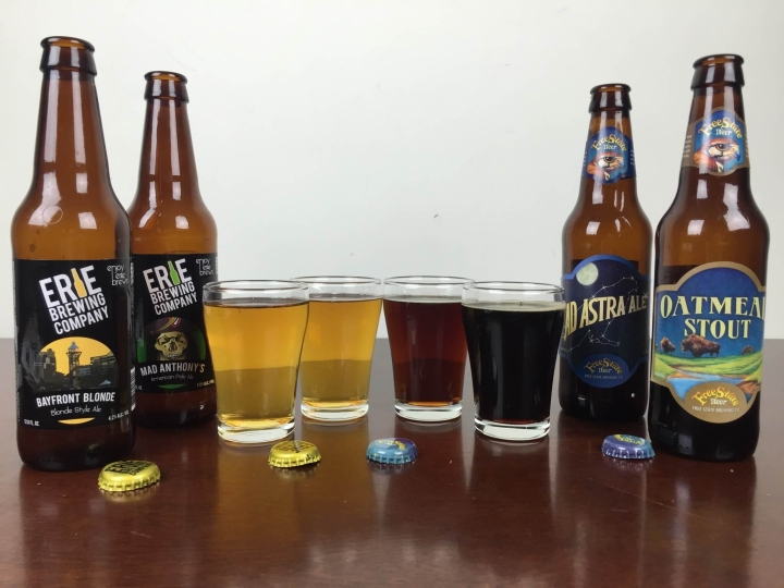 craft beer club february 2016 review