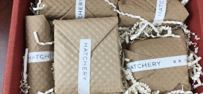 Hatchery February 2016 Tasting Subscription Box Review & Coupon