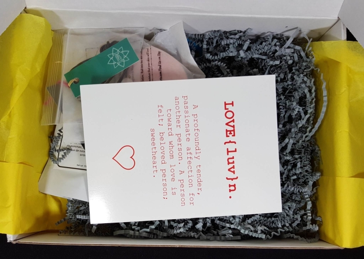hello bliss february 2016 unboxed