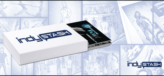 IndyStash Comic Book Subscription 50% Off Deal – 3 Boxes for $30!