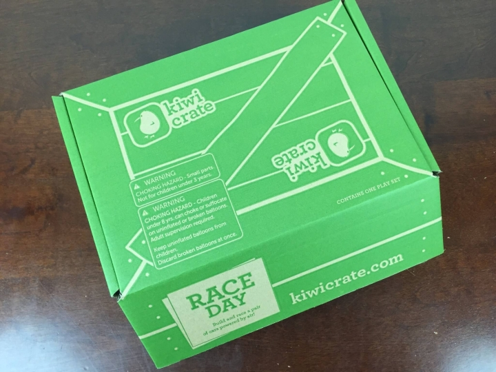 kiwi crate febuary 2016 box