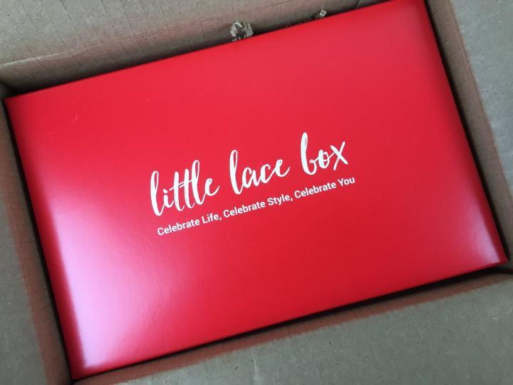 little lace box february 2016 box