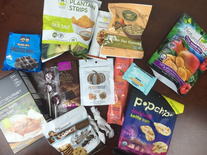 love with food deluxe february 2016 review