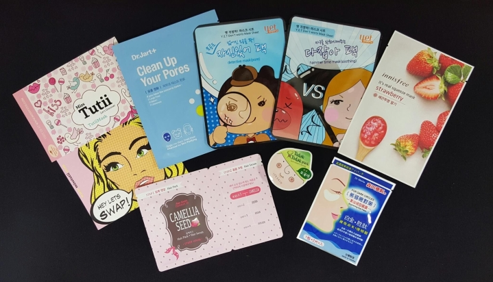 miss tutii mask february 2016 review